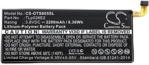 Blackberry DTEK 50 Battery Replacement Lithum - Ion