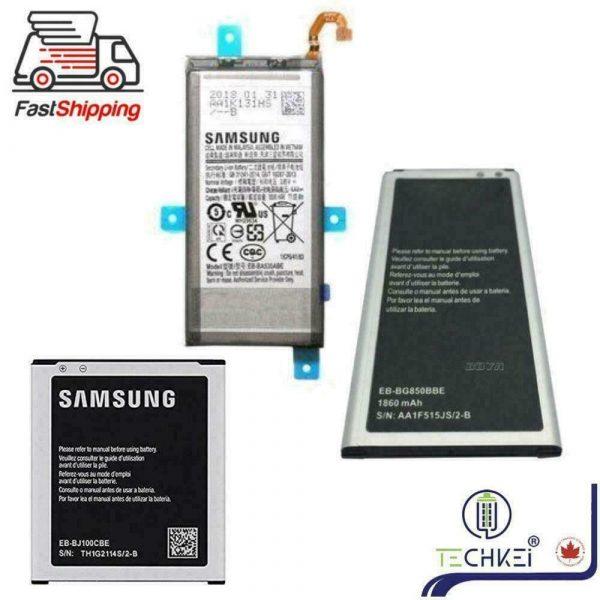 Samsung Replacement Battery Alpha J1 J3 A520 A8 530 A10S A11 A21S Grand Prime