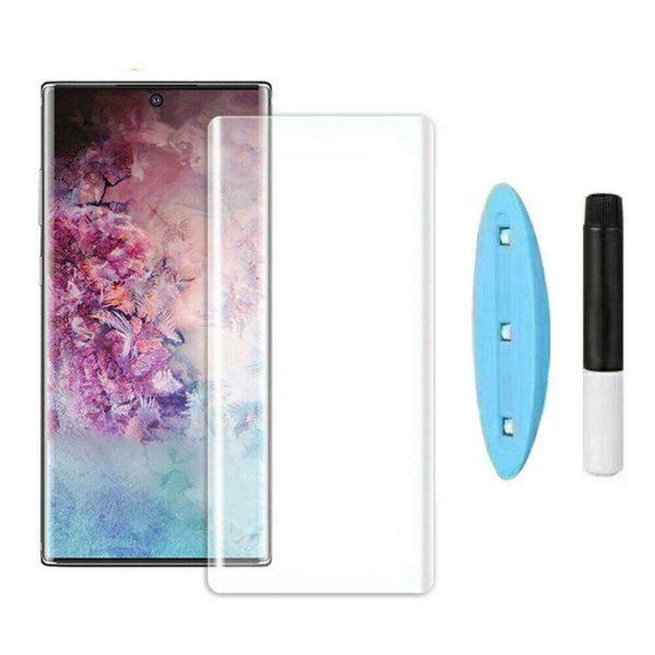 note 10 | 10 plus 6d uv liquid full screen protector