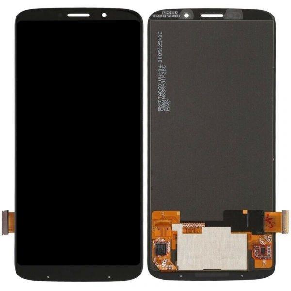 Motorola Moto Z3 Play XT1929 Black LCD Touch Screen Replacement