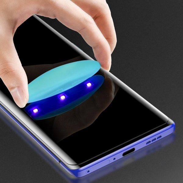 ASSORTED UV TEMPER GLASS