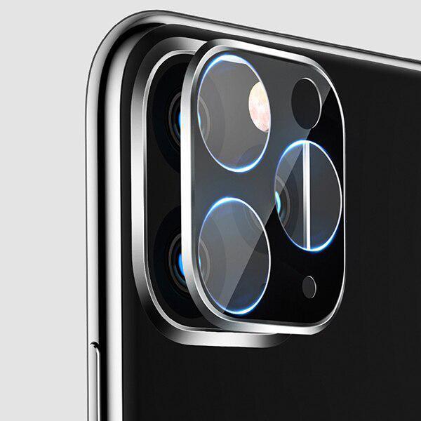 I PHONE 11 PRO BACK CAMERA TEMPERED GLASS ASSORTED
