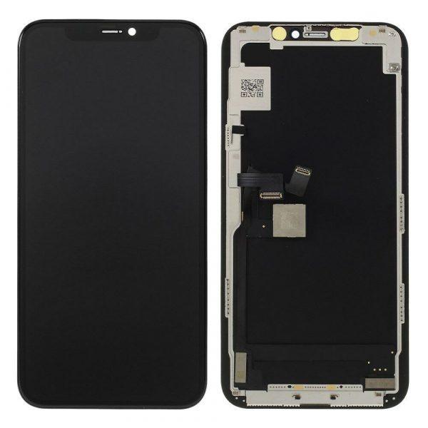 I PHONE 11 PRO MAX OLED LCD BLACK