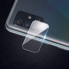 Samsung A51 BACK CAMERA LENS TEMPER GLASS