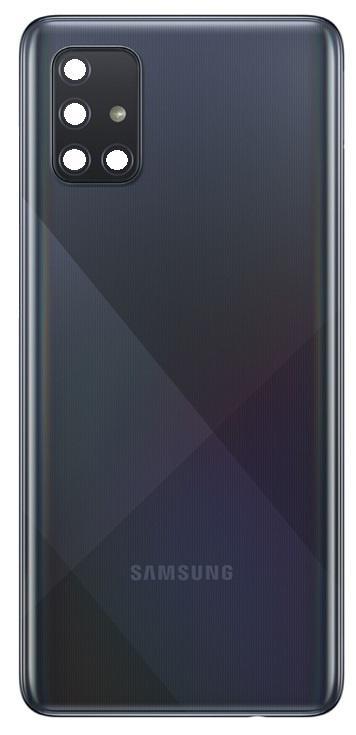 Samsung A51 BACK COVER BLACK