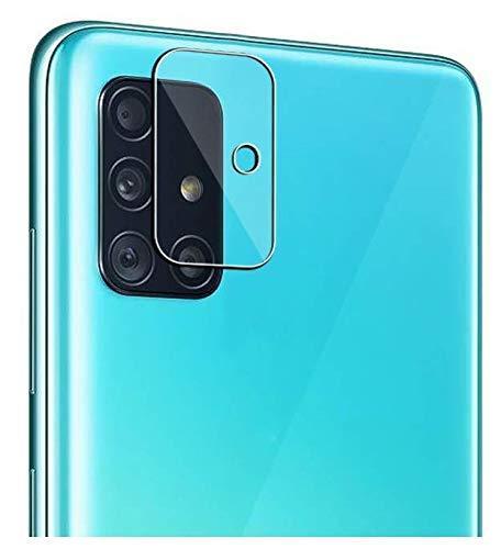 Samsung A71 BACK CAMERA LENS TEMPER GLASS