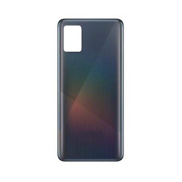 Samsung A71 BACK COVER BLACK