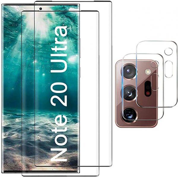 Samsung NOTE 20 ULTRA BACK CAMERA TEMPER GLASS