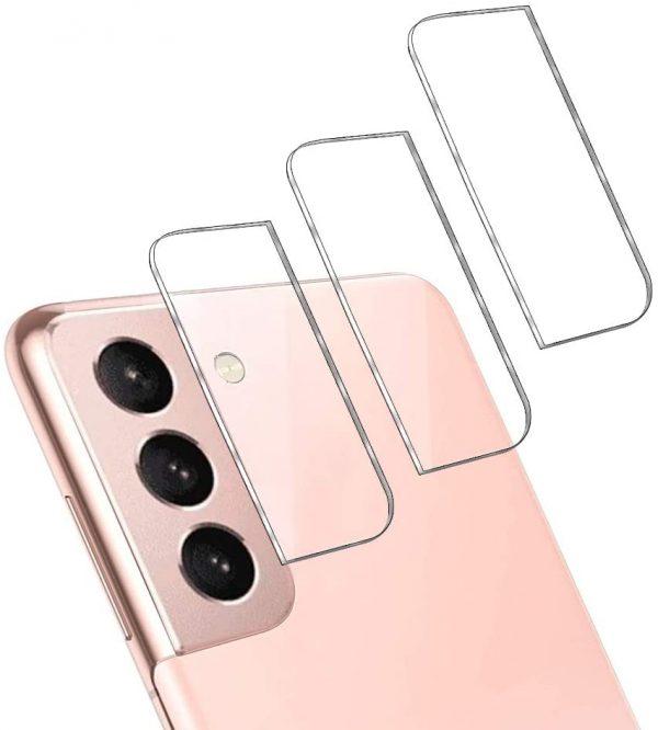 Samsung S21 PLUS FULL BACK CAMERA TEMPER GLASS