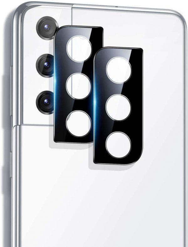 Samsung S21 ULTRA FULL BACK CAMERA TEMPER GLASS